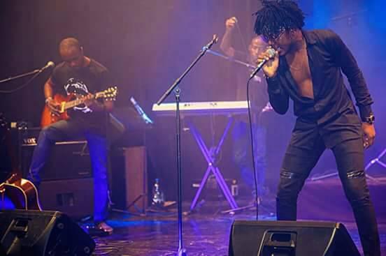 Live au FestiRock 2018 Goun'a akam