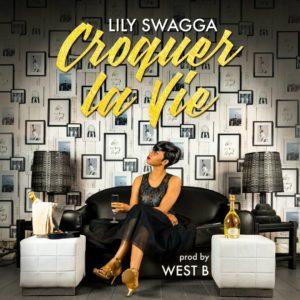 """Lily Swagga dans """"Croquer la vie"""""""