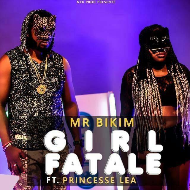 """Mr Bikim et Princesse Lea dans """"Girl Fatale"""""""