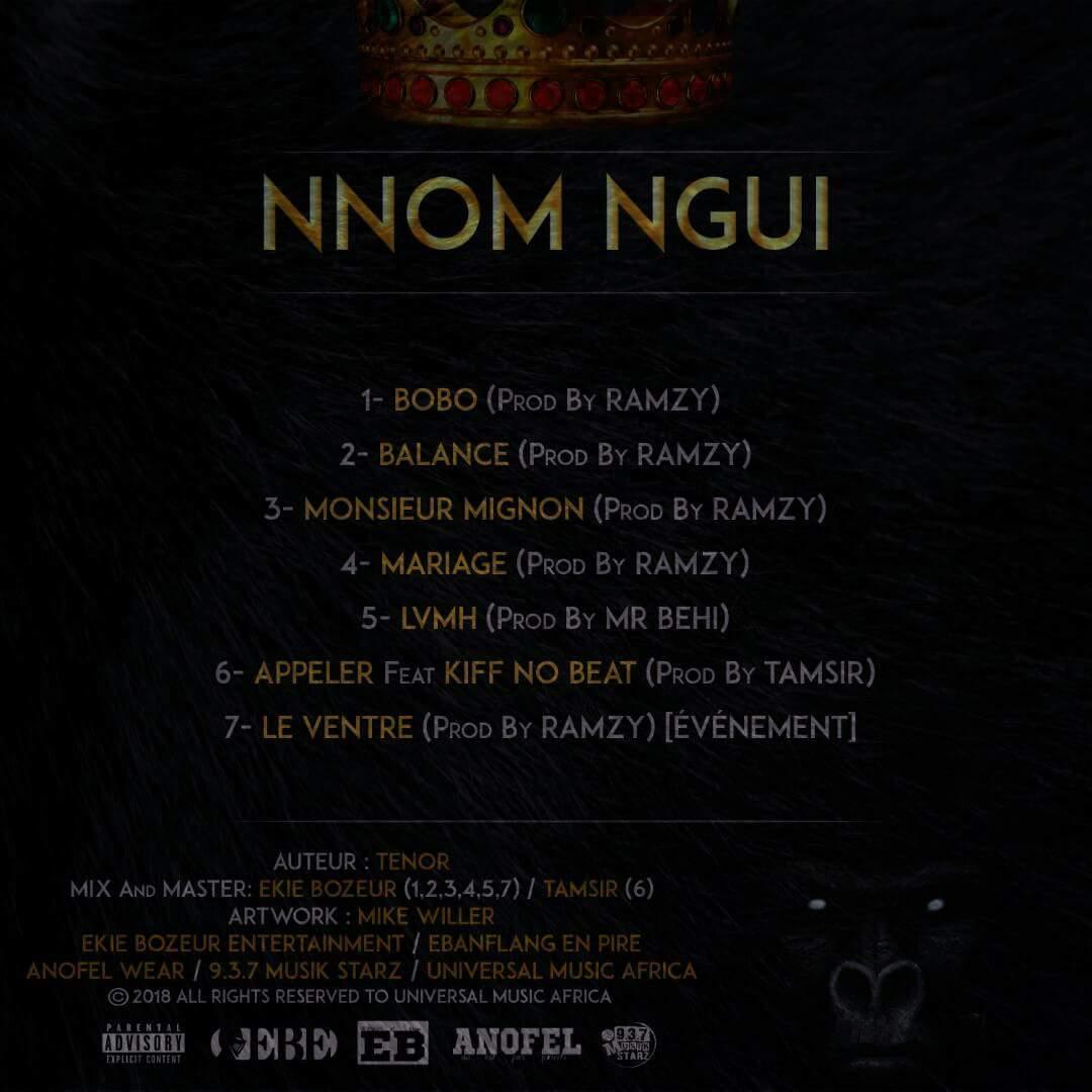 Nnom Ngui Ténor