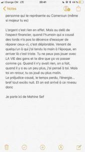 Dareal Mahine Sef batobesse
