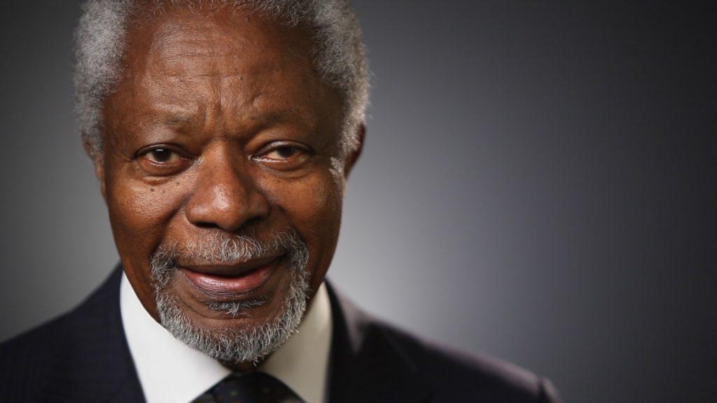 Kofi Annan batobesse dead mort decede