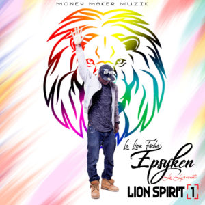 le Lyriciste Epsyken avec lion spirit
