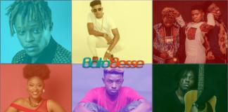 Top 5 artistes camerounais blog batobesse