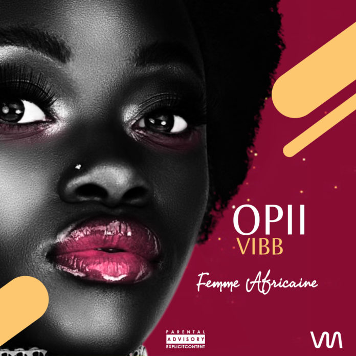 femme africaine Opii vibb