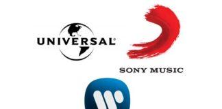 universal music group sony music warner batobesse