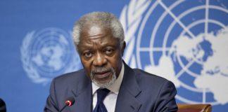 Kofi Annan dead mort batobesse