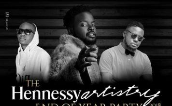 Hennessy Cameroun Artistry Batobesse