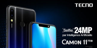"Tecno Mobile ""Camon 11"""