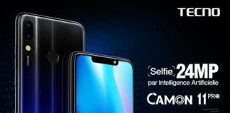 """Tecno Mobile """"Camon 11"""""""