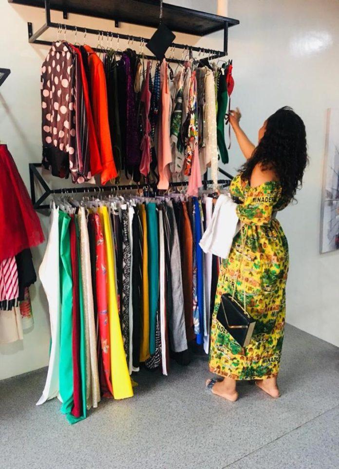 Mimie Afrima 2018 Mode Batobesse