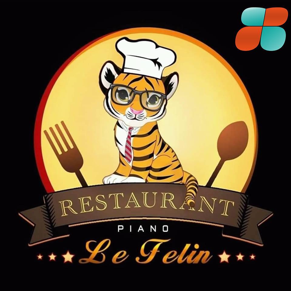 Restaurant de dynastie le tigre le félin - Tiger prod hommes d'affaires