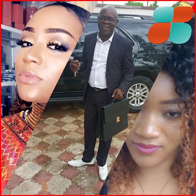 Ebenezer Kepombia Pakgne Muriel Blanche et Ngassa dans Habiba