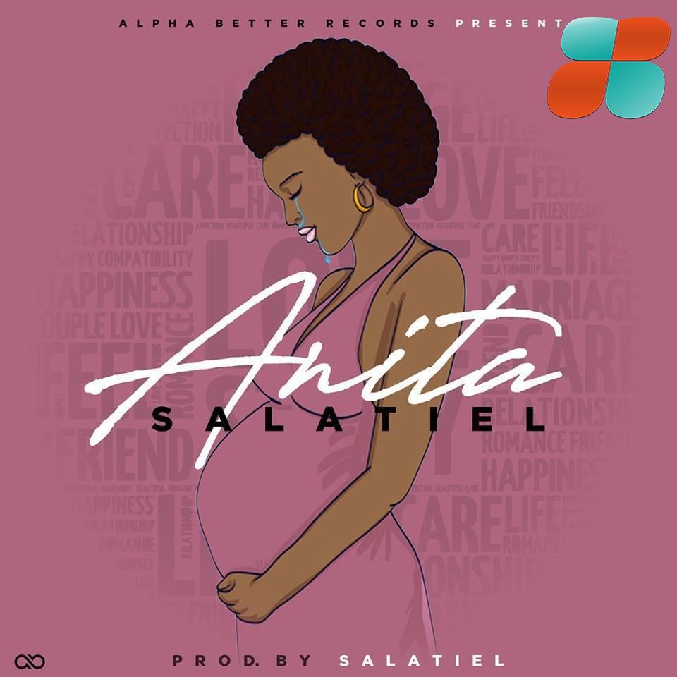 Affiche officielle du single Anita de Salatiel - BatoBesse