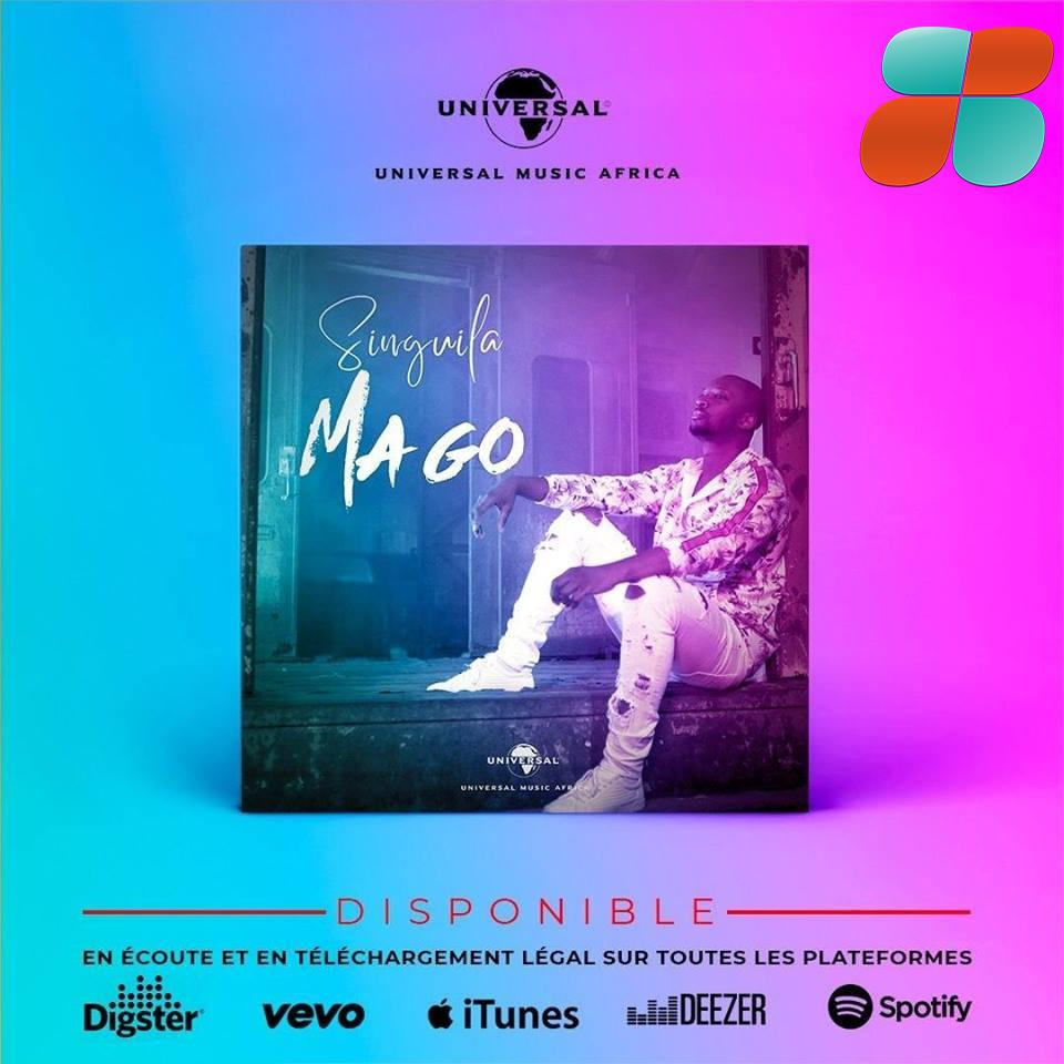 Pochette officielle du Single - Ma Go de Singuila - BatoBesse