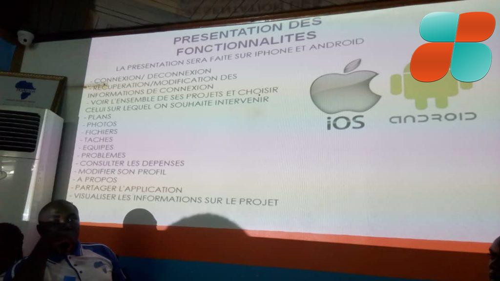 Presentation de l'application PD Africa - BatoBesse