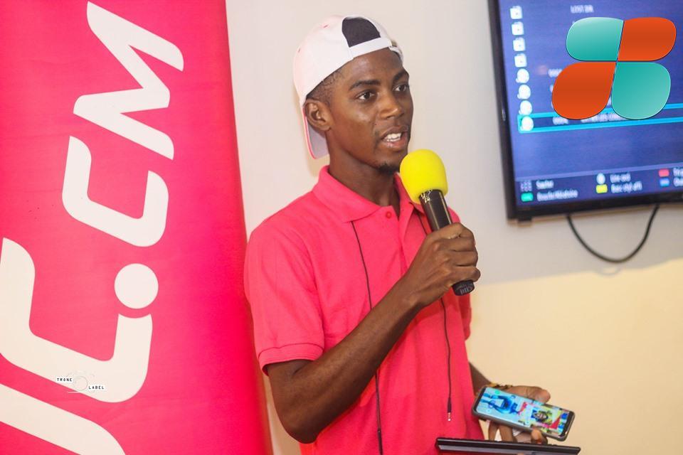 Katika la nouvelle webserie d'Atome le blogueur