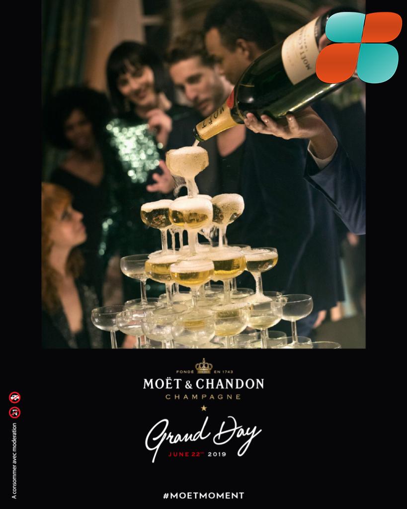 Moët et Chandon célèbre le 150ème anniversaire de son emblématique cuvée non millésimée.