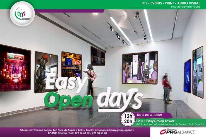 Easy Open Days Vdj Laurent Premier. Journées portes ouvertes chez Easy Group Experience