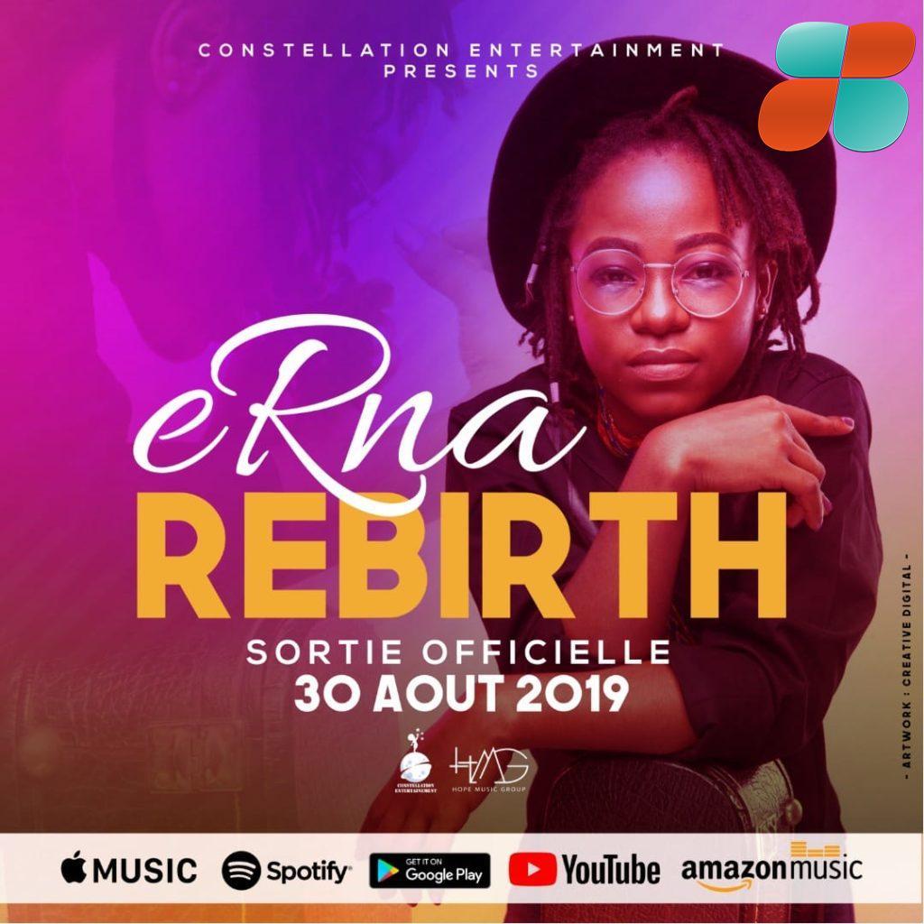 REBIRTH | ERNA se positionne comme la révélation la musique Gospel