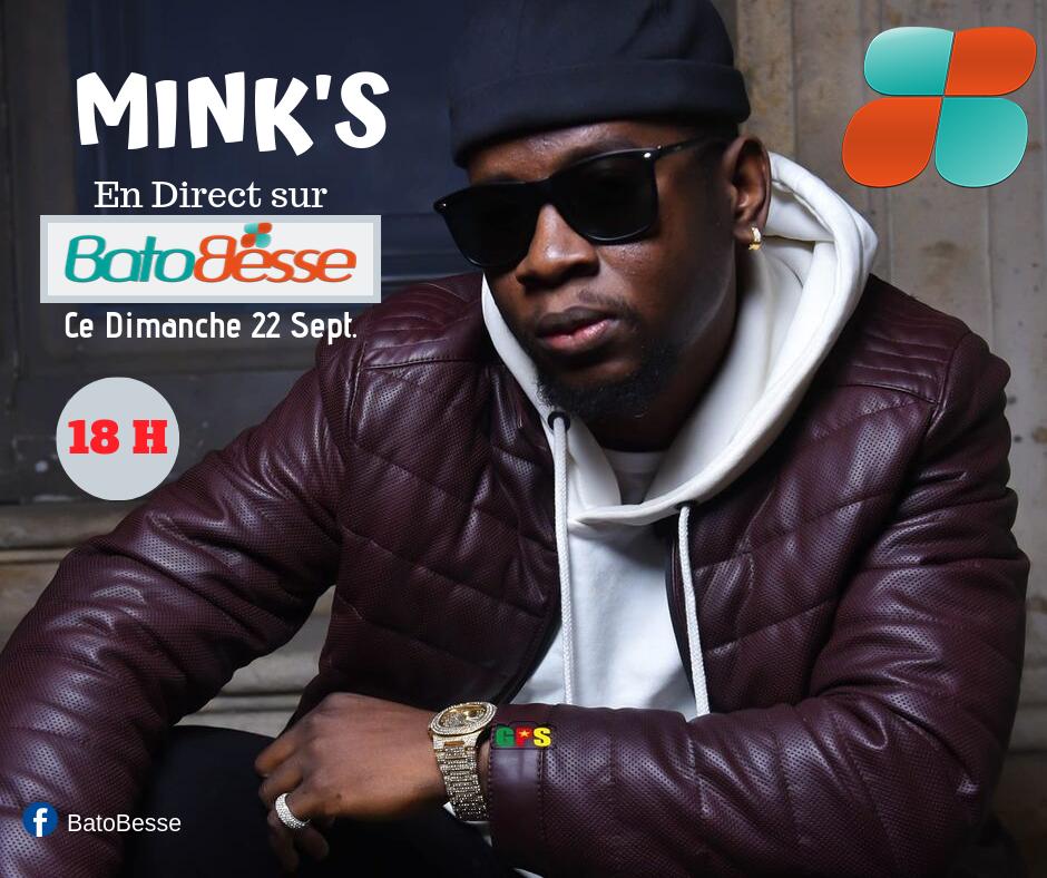Officialisé   Le nouveau single de Mink's