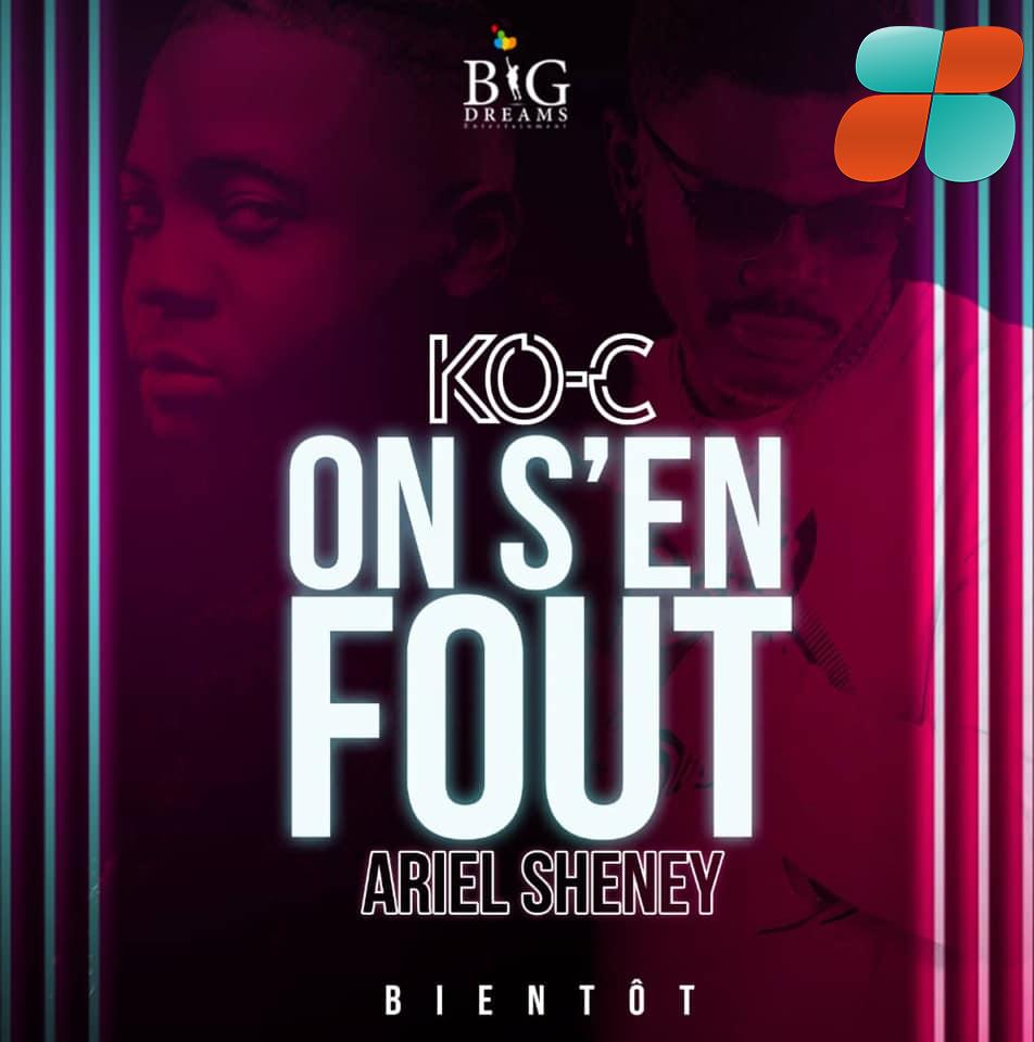 KO-C - On s'en fout : un feat avec Ariel Sheney inutile?