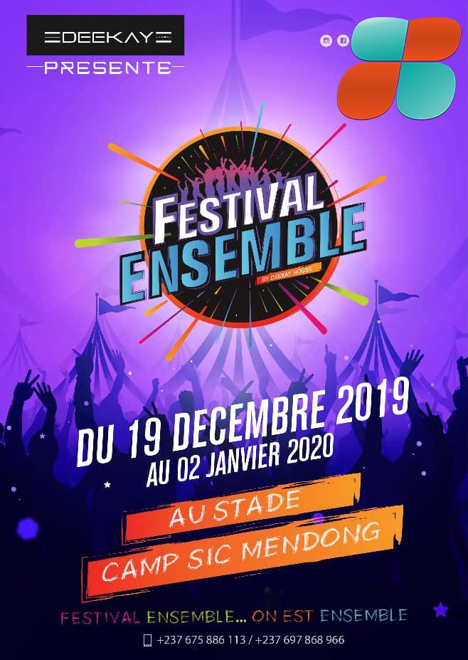 Festival Ensemble | DEEKAY HOUSE fait les choses en grand
