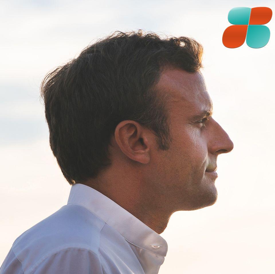 La France et Kamto Le président Emmanuel Macron et le président Paul Biya.