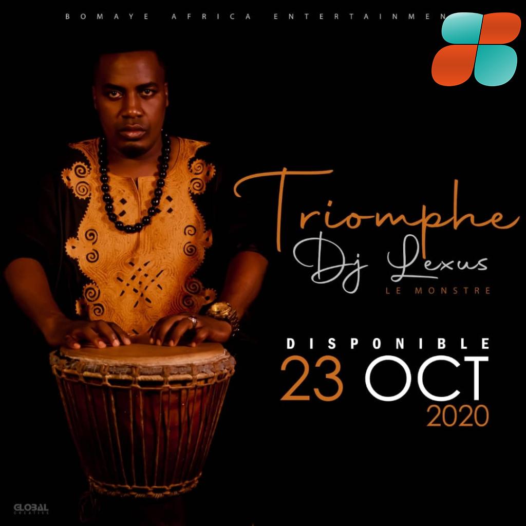 Triomphe | Le nouvel EP de DJ LEXUS LE MONSTRE DU MBOLÈ